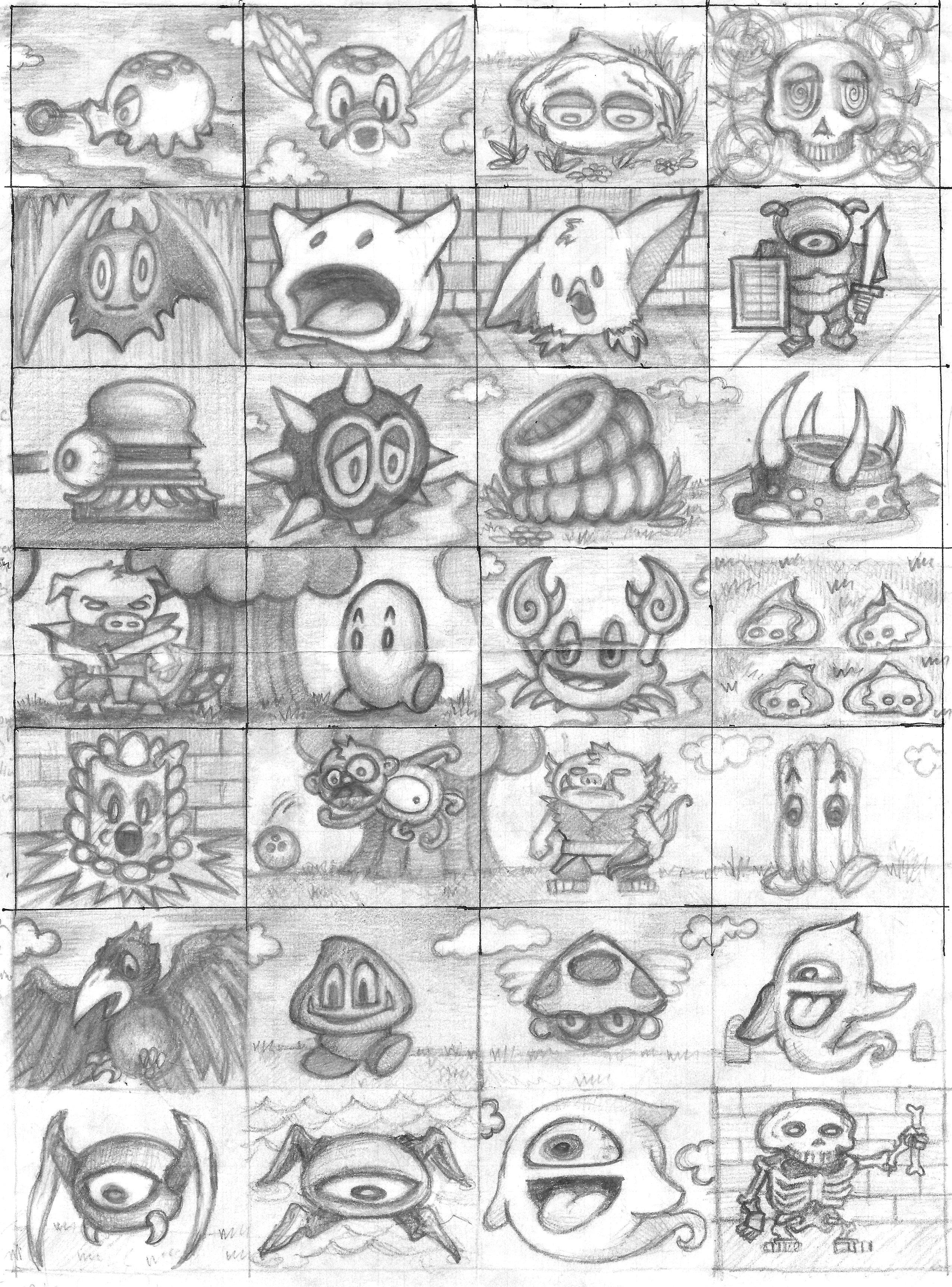 Doodles Hellfire Designs